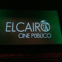 Foto tomada en El Cairo - Cine Público por Gustavo C. el 6/15/2014