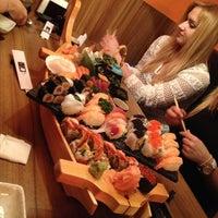 Photo taken at Yami Sushi House by Jan H. on 4/18/2013