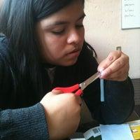 Photo taken at Colegio Oviedo Schonthal by Abraham G. on 4/19/2013