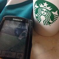 Photo taken at Starbucks by Lynne W. on 2/1/2014