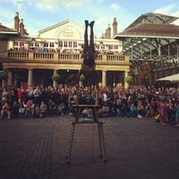 Photo taken at Covent Garden by Erkan T. on 6/19/2013