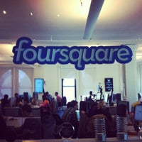 Photo prise au Foursquare HQ par Erkan T. le11/12/2012