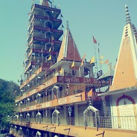 Photo taken at Lakshman Jhula | लक्ष्मण झूला by Sam M. on 4/15/2013