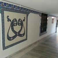 Photo taken at Tomb of Nureddin Cerrahi by Eml D. on 10/30/2013