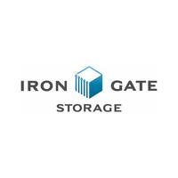 Photo taken at Iron Gate Storage by Jason L. on 8/1/2017