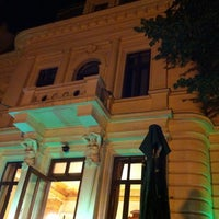 Photo taken at Grand Café Galleron by sobo on 9/8/2014