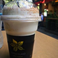 Photo taken at Coffee Island by Katia L. on 7/27/2017