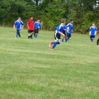 Photo taken at Wappinger United Soccer Club by Susan  🌿🌷🌿 H. on 9/12/2015