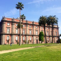 Photo taken at Museo di Capodimonte by Maria T. on 4/28/2013