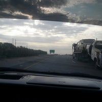 Photo taken at Interstate 8 by Cyndy Stephanie C. on 7/6/2013