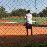 Photo taken at Totti Spin Academia De Tenis by Silvana C. on 9/1/2015