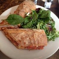 Photo taken at Saggio Restaurant by Ilianna F. on 7/13/2014