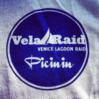 Photo taken at Circolo Velico Casanova by Matteo R. on 6/8/2013