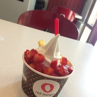 Photo taken at Red Mango by Gary W. on 7/29/2013