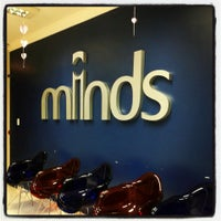 Photo taken at Minds English School by Carlos E. on 4/24/2014