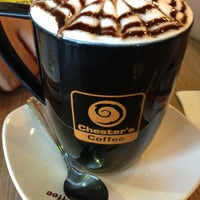 Photo taken at Chester's Coffee by UKRI5T on 12/24/2012