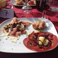 Photo taken at Trattoria Del Fagiano by Shivabel C. on 3/9/2014