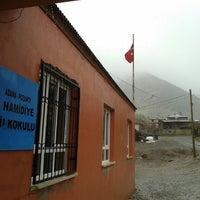 Photo taken at hamidiye ilkokulu by 'Ayşe Y. on 2/25/2014