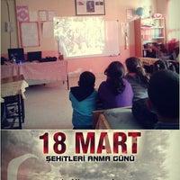 Photo taken at hamidiye ilkokulu by 'Ayşe Y. on 3/18/2014