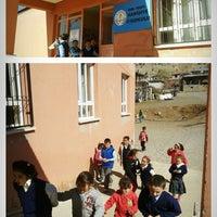 Photo taken at hamidiye ilkokulu by 'Ayşe Y. on 2/21/2014