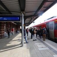 Das Foto wurde bei Bahnhof Jena West von Tomoya M. am 5/3/2017 aufgenommen