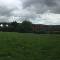Photo taken at Ouse Valley Viaduct | Balcombe Viaduct by Csaba S. on 8/7/2016