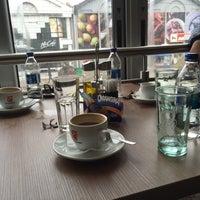 Photo taken at Caffe Tresor by Ayoub K. on 11/22/2015