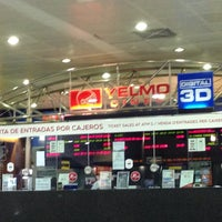 Photo taken at Yelmo Cines Icaria 3D by Ramiz A. on 9/16/2014