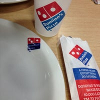 Photo taken at Domino's Pizza by Filipe N. on 4/11/2013