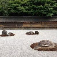 Photo prise au Ryoan-ji Temple par Kendric N. le6/5/2013