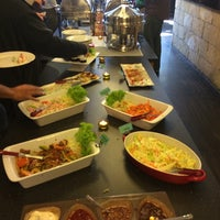 Photo taken at Kitchen Fusion by Lori P. on 8/22/2014