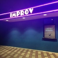 Photo taken at Improv Comedy Club by Megan on 5/24/2013