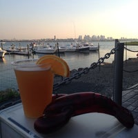 Photo taken at Belle Isle Lobster & Seafood by Rita A. on 5/30/2013