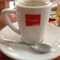 Photo taken at Café Fernando by João C. on 3/9/2014