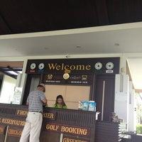 Photo taken at Dancoon Golf Club by ประวิช เ. on 6/12/2013