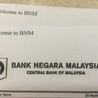 Photo taken at Bank Negara Malaysia by Chu Yeong Y. on 6/2/2017