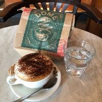 Photo taken at DÔME Café by Chu Yeong Y. on 12/31/2017
