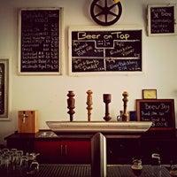 Das Foto wurde bei Vagabund Brauerei von Łukasz W. am 7/19/2013 aufgenommen