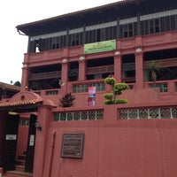 Photo taken at Melaka Islamic Museum by Mamoru on 1/17/2014