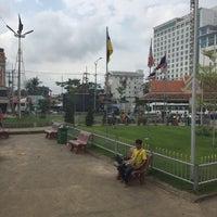 Photo taken at O'Chrouv Commune Telecom Cambodia by Mamoru on 1/20/2016