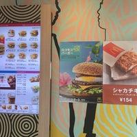 Photo taken at マクドナルド公園南東筋店 by Mamoru on 3/12/2015