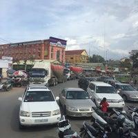 Photo taken at O'Chrouv Commune Telecom Cambodia by Mamoru on 1/17/2016