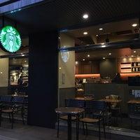 11/26/2014にMamoruがStarbucks Coffee 御堂筋本町東芝ビル店で撮った写真