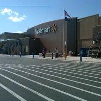 Photo taken at Walmart Supercenter by H T. on 4/13/2013