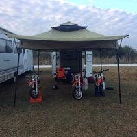 Photo taken at Thundercross Motocross Park by Markus L. on 1/25/2014