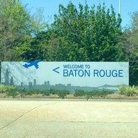 Photo taken at Baton Rouge Metropolitan Airport (BTR) by Den Y. on 5/17/2013