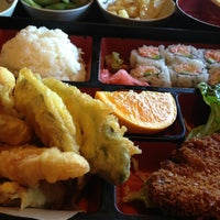 Photo taken at Sushi Avenue by Jerrie N. on 6/8/2013