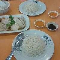 Photo taken at Mr. Chicken Rice by Edgar W. on 2/6/2014