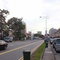 Photo taken at Changi Road by Edgar W. on 10/23/2013