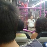Photo taken at SBS Transit: Bus 53 by Edgar W. on 7/3/2014